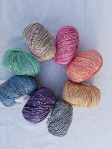 Leinen Soft Mix Multicolor
